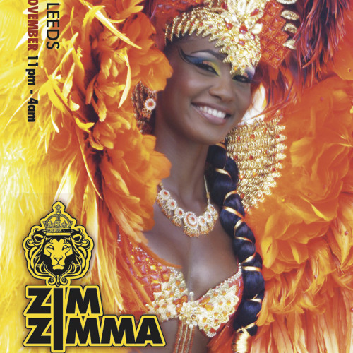 DJ IGNITION - ZIM ZIMMA MIX VOL.1