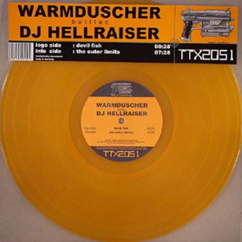 Warmduscher Battles Dj Hellraiser - The Outer Limits [TTX2051]