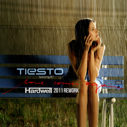 Tiësto ft. BT - Love Comes Again (Hardwell 2011 Rework) [OUT NOW]