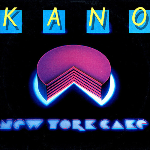 Kano - Can't Hold Back (Your Loving) - DiscoDeviled it