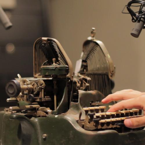 Oliver Typewriter sounds
