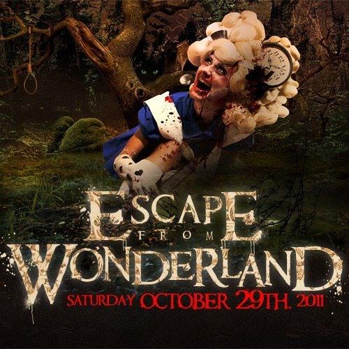 Thomas Gold @ Escape from Wonderland | San Bernardino USA | 29/10/2011