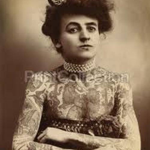Womanly Tattoo - Sophie Lloyd Edit