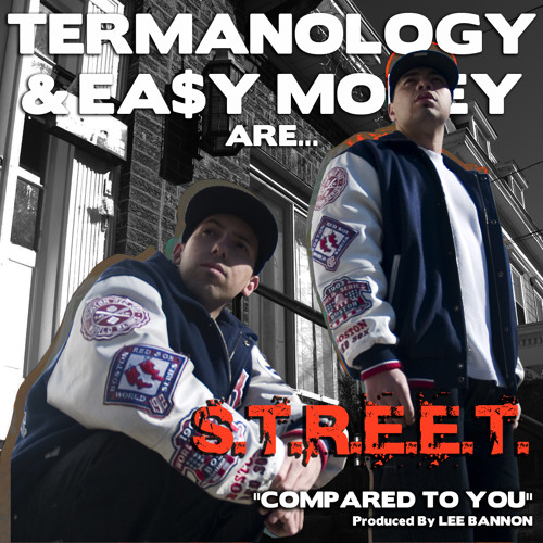 """Termanology & Ea$y Money """"Compared To You"""" (prod. by Lee Bannon)"""