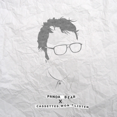 Panda Bear - You Can Count On Me (Cassettes Won't Listen remix)