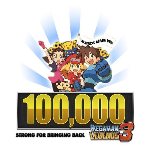 Legends Never Die (MegaMan Legends 100,000 Strong Remix)