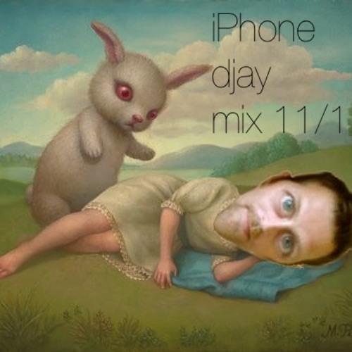 iPhone Djay mix 11