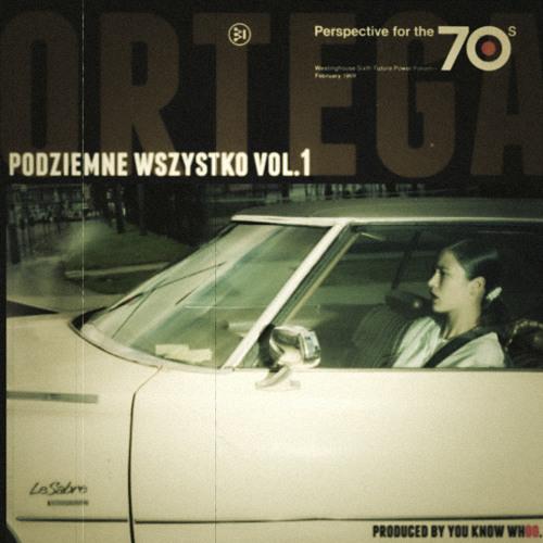 """Ortega Cartel """"Podziemne Wszystko"""" Vol.1 // year 2005 //"""