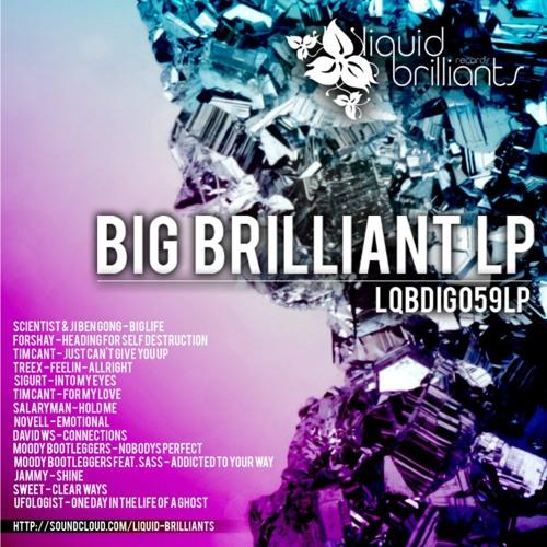 Big life  Scientist & Ji ben gong :::::: Out Big brillant LP - Liquid brillants