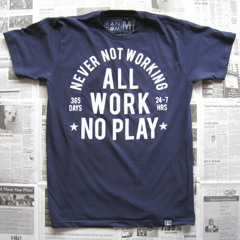 Born Ina Barn - All work no play