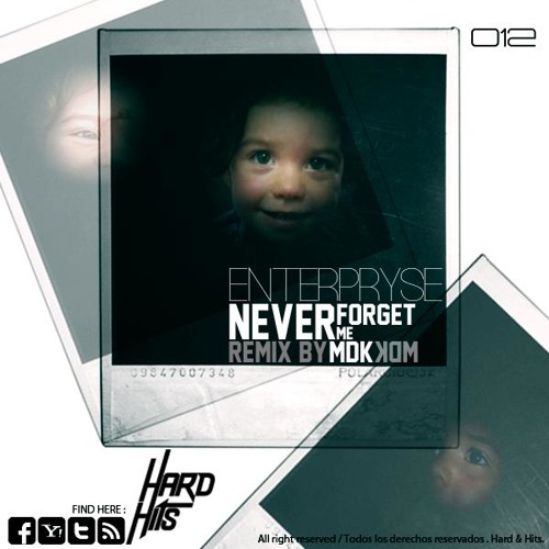 EnterPryse Feat Katy & MC Freeflow- Never Forget Me ( VIP Version)CUT