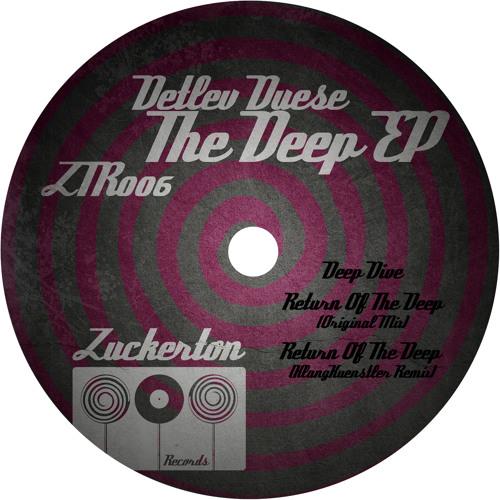 """""""Detev Duese - Return Of The Deep (KlangKuenstler Remix)""""   The Deep EP"""