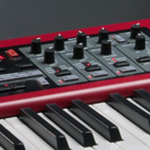 Nord Electro 3 - BoysChoir M400 Mellotron