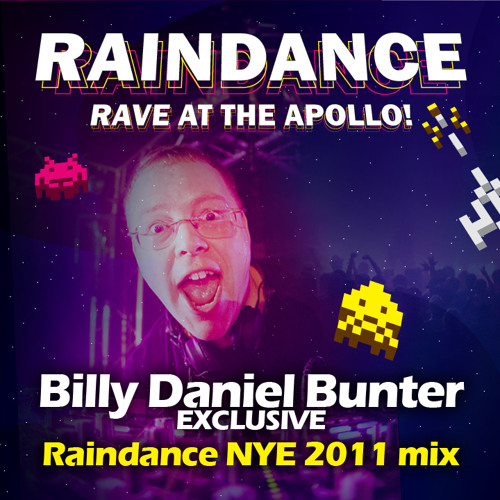 Billy Daniel Bunter - Raindance NYE 2011 Mix (90 to 93 Old Skool)