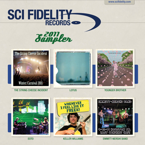 2011 SCI Fidelity Records Sampler