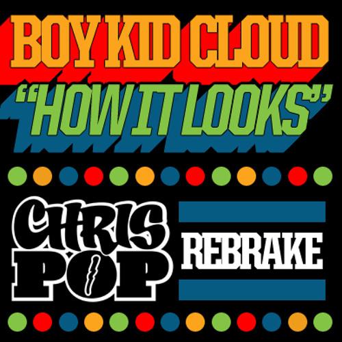 Boy kid cloud - how it looks (chrispop rebrake)