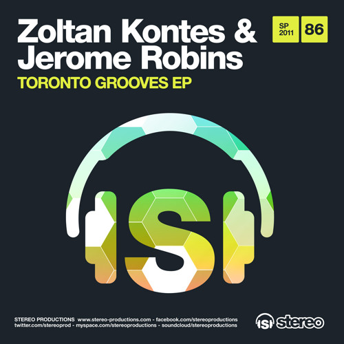 Louie Corrales - Music is my life (Jerome Robins Tek mix)