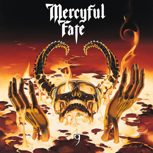 """Mercyful Fate """"Buried Alive"""""""