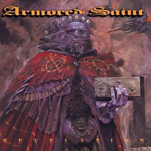 "Armored Saint ""The Pillar"""