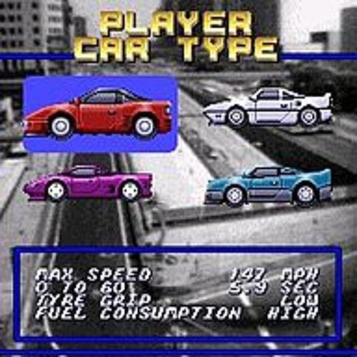 Top Gear Theme Redux