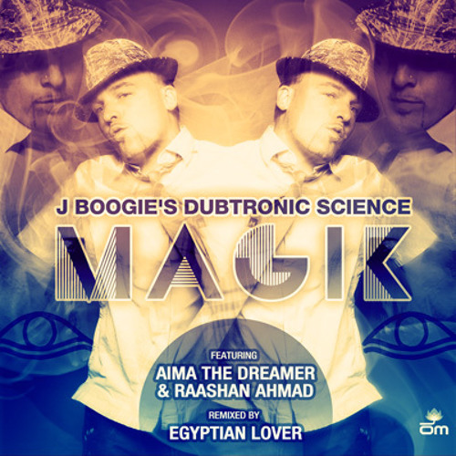 Magik feat. Aima the Dreamer & Raashan Ahmad & Cait La Dee
