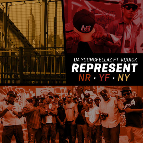 Da Youngfellaz feat. K-Quick - Represent