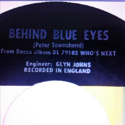 Behind blue eyes toma 1