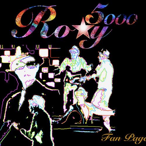 ROXY5000 - Funky People (Dirty)