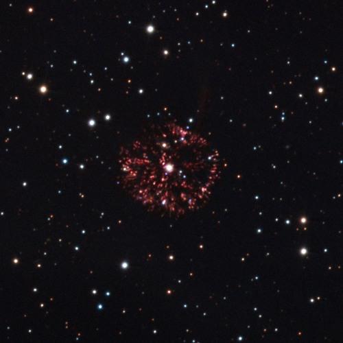 Nova Persei 1901 - deepspace echo mix