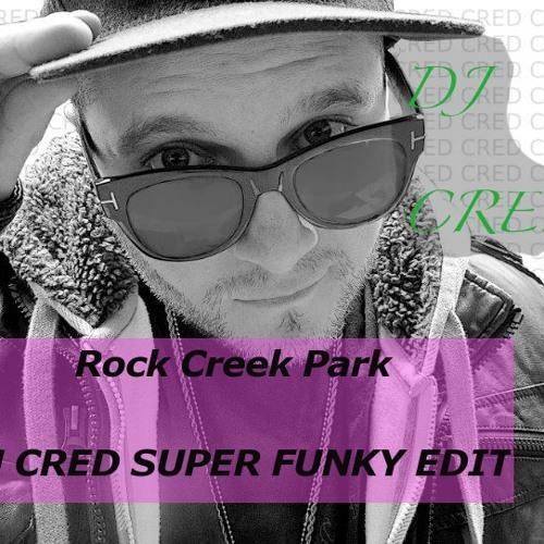 Blackbyrds  Rock Creek Park (Dj Cred Super Funky Edit)