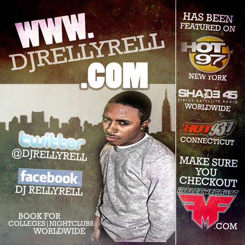 JAY-Z - THREAT (DJ RELLYRELL REMIX) DIRTY - PRODUCED BY DJ RELLYRELL