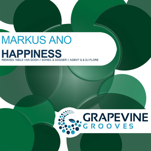 Markus Ano - Happiness - OUT NOW