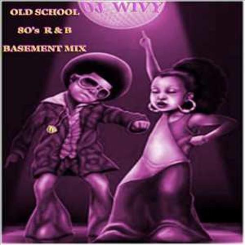 80's R&B Basement Party