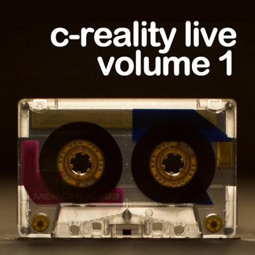 DJ C-Reality Live Volume 1