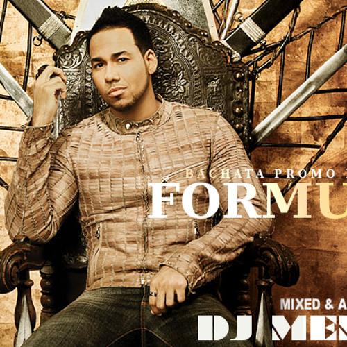 DJ Menor - Bachata Mix - Romeo Santos - Formula One