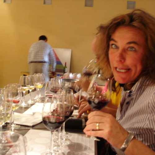 wijnproeven Spanje 2005