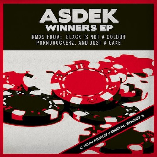 Asdek - Winners ( Black Is Not A Colour Remix ) PREVIEW [ Out today on Beatport ]