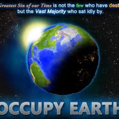 """""""It's Time To Occupy""""   by Duane Schwingel"""