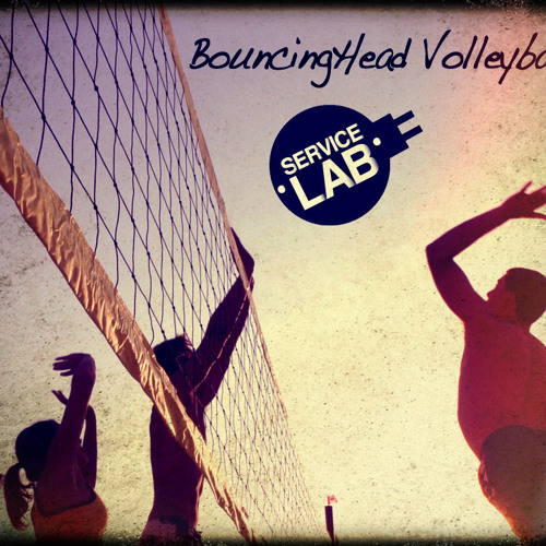 Service Lab - BouncingHead Volleyball