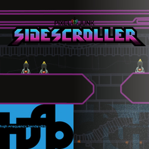 Sidescroller Music Advert