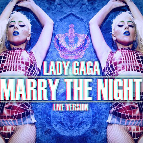 Marry the Night - Lady Gaga (Live at the EMAs)
