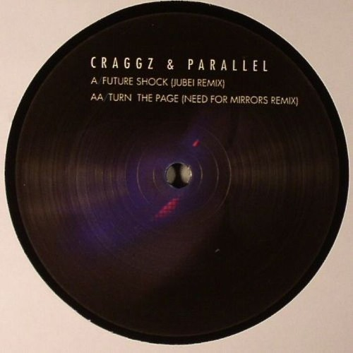 Craggz & Parallel - Future Shock ( Jubei remix ) - Product Recordings