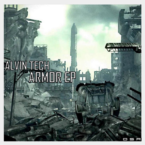Alvin Tech - Without A Single Drop Of Blood (Original Mix)