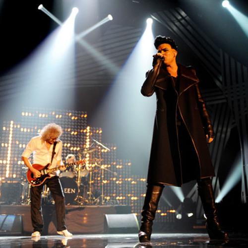 Queen with Adam Lambert on MTVEMA (2011-11-06)
