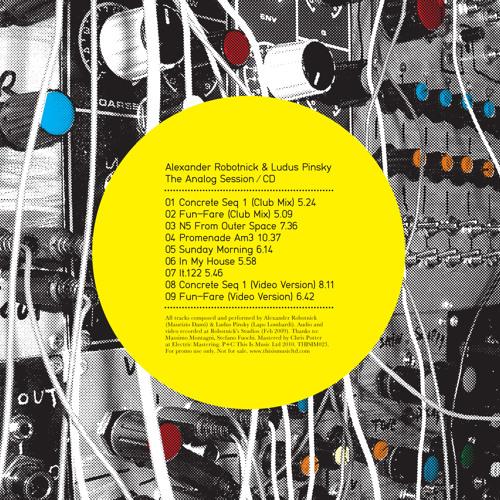 Alexander Robotnick - Fun-Fare (Club Mix)