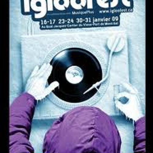 live@ Igloofest, Montreal