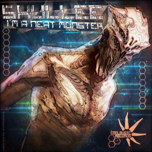 I'm A Neat Monster by Skullee