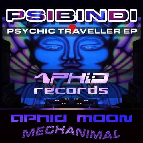Psibindi & Mechanimal - Chromatic Space