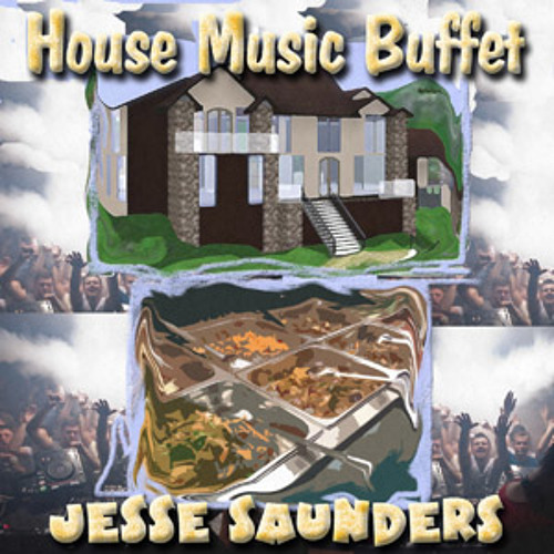 House Music Buffet - Jesse Saunders vs Mr Qwertz (Preview)
