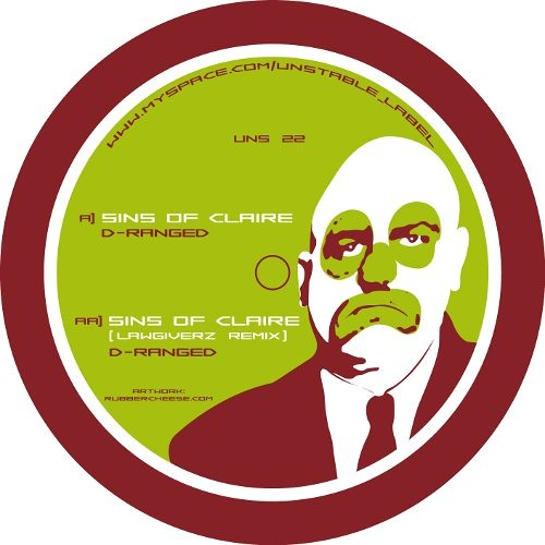 UNS022AA - D-Ranged - Sins of Claire (Lawgiverz Remix) FREE DOWNLOAD!!!